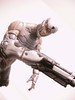 I am neither enemy nor friend. I am back from a world where such words are meaningless. (Kengkoyman) Tags: metal action gear figures solid grayfox deepthroat cyborgninja metalgearsolidcollection metalgearsolidactionfigures