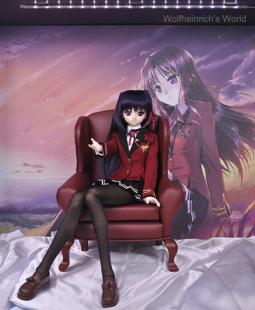 Dollfie Dream Kiriha 紅瀬桐葉