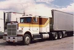 Marmon U.S. Gov't armored truck II (PAcarhauler) Tags: tractor truck cab semi wyoming trailer armored usgovt marmon coetruck