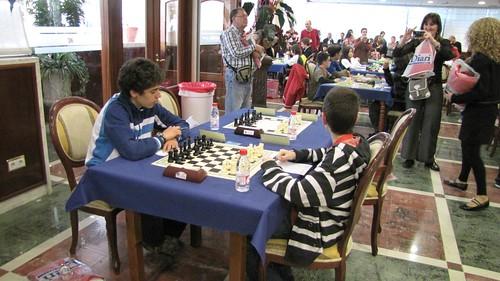 Eric Casanovas vs Ferran Gras - Categoria sub14