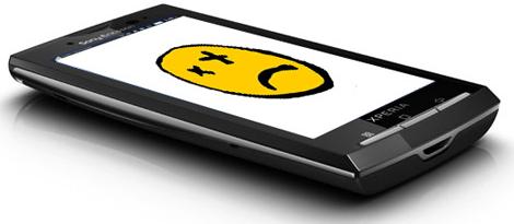 Sony Ericsson förklarar bristerna i X10 - IDG.se