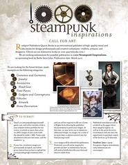 Call for Steampunk Art