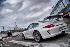 GT3 RS --Explored-- (Mert Esmer) Tags: park new 2 netherlands car race track day mark sony 911 porsche 300 alpha circuit rs zandvoort hdr sportscar mkii pitlane gt3 997 mert facelift cpz a pitstraat esmer fhdr