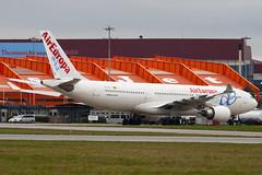 EC-KTG - 950 - Air Europa - Airbus A330-202 - 100331 - Luton - Steven Gray - IMG_9280