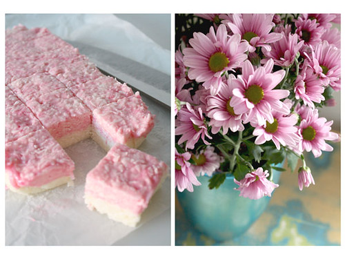 Gluten-Free-Scallywag_Gluten-Free-Coconut-Ice-w-flowers