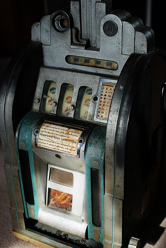 Slot Machine by Tim Regan