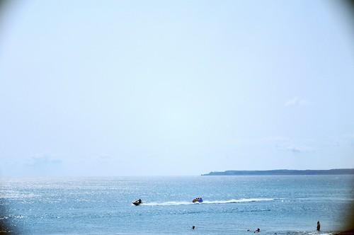 Kenting.漢文家對面的海