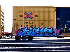 Ghost Ride (Scotty Cash) Tags: graffiti touch trains 2008 painters nwk sueme 9lives