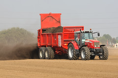 Manure fertilizer