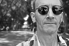 1 of 100 (Luke-rative) Tags: people blackandwhite bw portraits project nikon sydney strangers australia days nsw hydepark 100 blackandwhitephotography 100days d60 100strangers 100strangersproject lukereynolds httplukereynoldstumblrcom wwwlukereynoldstumblrcom