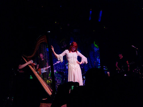 Florence and The Machine @ The Mezzanine
