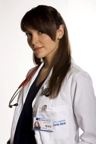 Carolina Gómez es Alicia Durán