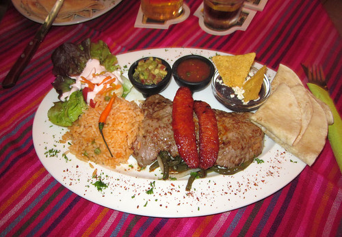 Arrachera Ranchera - El Patio