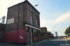 The Bridge Pub (kev thomas21) Tags: old uk england building abandoned liverpool pub closed derelict vauxhall merseyside