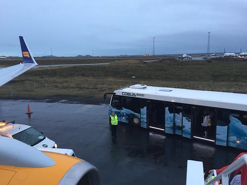 Reykjavík Airport Cobus 3000 #6