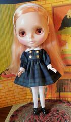 Mademoiselle Rosebud (hushiepie) Tags: blyth doll mademoisellerosebud