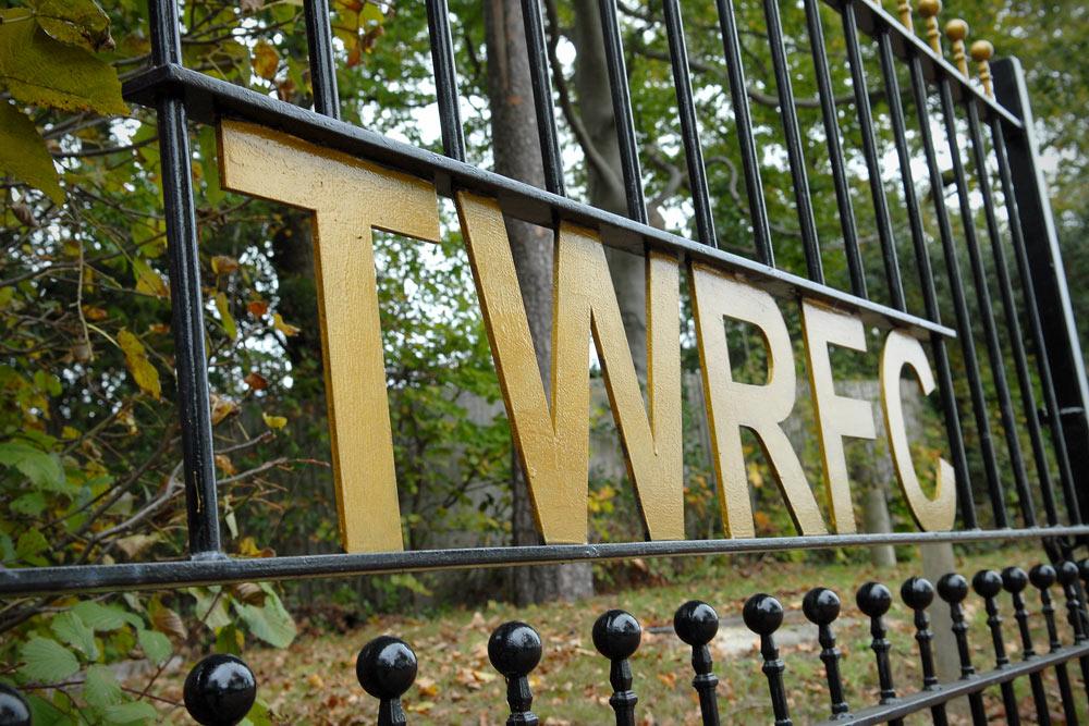 TWRFC gate