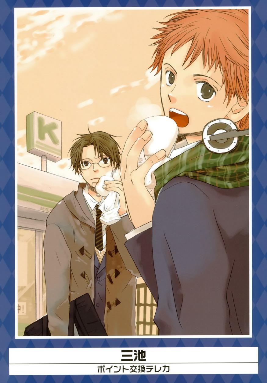 【耽美漫画】《k-books》[girls side]「kiseki s...  【耽美漫画】《