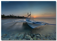 """A Brand New Day-Lets have a Ride Again"" :: Mactan Island Cebu-DRI (alner_s) Tags: blue sea beach sunrise landscapes boat nikon philippines sigma cebu 1020mm mactan lapulapucity blending d60 sigma1020mm digitalblending cebusugbo nikond60 cebuphilippines alners alemdagqualityonlyclub garbongbisaya alnerssuello insurektos alnersphotography mutedsunrise"