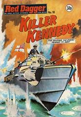 no10 killer kennedy (evertonkelly) Tags: kken
