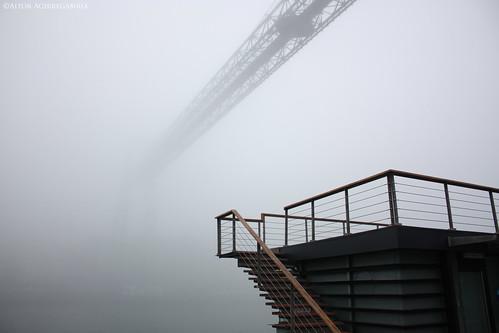 Misterioso Puente Colgante