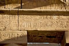 Luxor 2 (skyekat) Tags: egypt luxor hieroglyphics