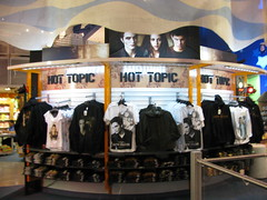 Hot Topic 'New Moon' Boutique at Toys R Us Times Square, NYC (cybermelli) Tags: nyc newyorkcity black game robert bike shirt movie poster cards book eclipse swan twilight chair doll jane box alice jacob ken barbie rob edward stewart timessquare boutique taylor figure kristen motorcycle merchandise bella jewelery newmoon toysrus hottopic cullen lautner pattinson breakingdawn volturi