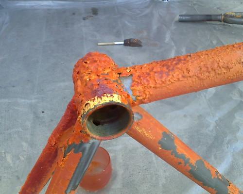 Bmx Paint Remover