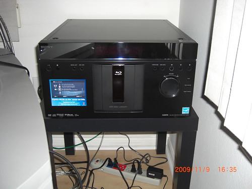 Sony BDP-CX960