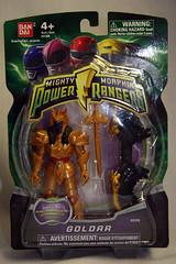 Goldar (ArmoredFoe) Tags: power mighty rangers bandai 2010 villian goldar morphin