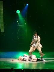 Kayla and Jason - zombie dance! (alanak) Tags: losangeles soyouthinkyoucandance nokiatheater sytycd