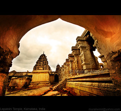 Veerabhadra temple, Lepakshi (Light and Life -Murali ) Tags: india classic temple bangalore pillars andhra sculptures captivating andhrapradesh anantapur lepakshi hindupur vijayanagara veerabhadra veerabhadratemple southeasternindia vijayanagaraempire anantapurdistrict virannaandvirupanna vijayanagararchitecturalstyle karnatakaspecial