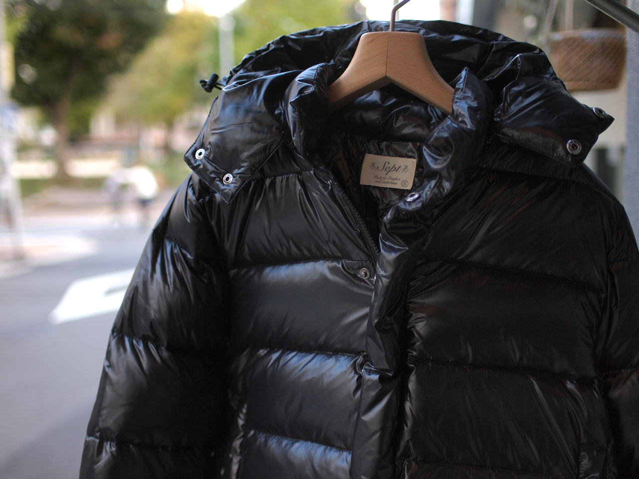 Sept / Hood Down Jacket