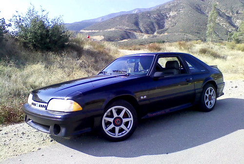Mountains 5.0 Mustang #4