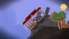 Cable car level for LittleBigPlanet PSP