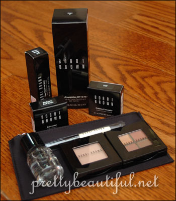 Bobbi Brown Skin Foundation, Corrector, Concealer, Blemish Face Touch Up Stick
