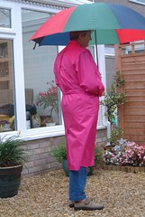 1d - Otello Pelle - 41d (Silver Linings) Tags: mac rubber raincoat rainwear rubberised