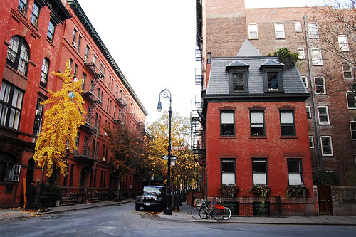 Greenwich Village Greenwich Bedford And Barrow Street