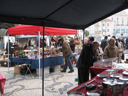 Feira das Velharias - 22 de Novembro 2009