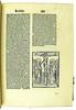 Woodcut illustration in Biel, Gabriel: Sacri canonis missae expositio