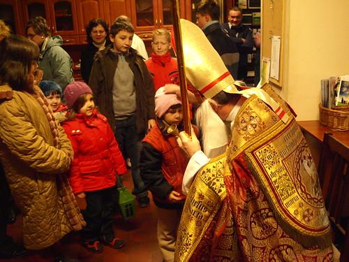 Roraty i św. Mikołaj 2009r.