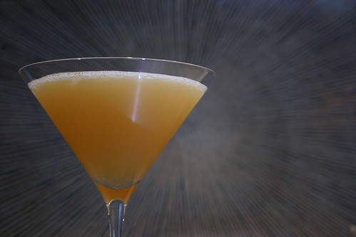 The Algonquin Cocktail
