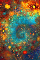Dirac Wave vers.1 (d(r)unkenbutterfly) Tags: wallpaper abstract art evolution fractal fractals wallpapers iphone pyres esheep flam3