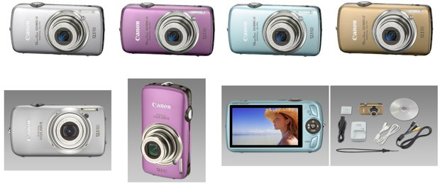 Canon Powershot SD980 IS / Digital IXUS 200 IS