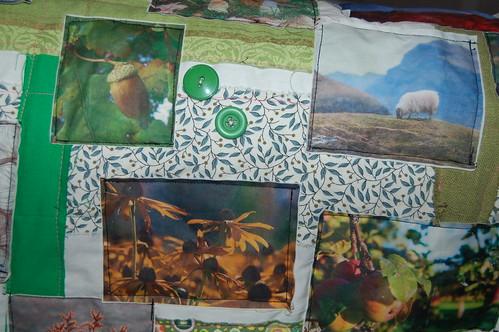Landscape Inspiration Quilt