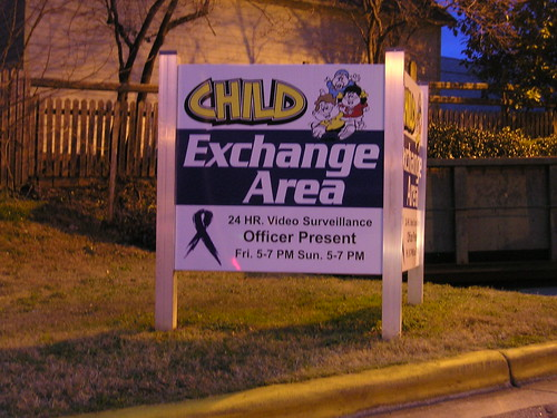 5:36 PM: Child Exchange