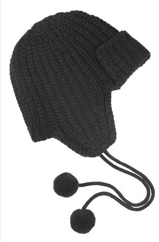 Aubin & Wills 羊毛帽