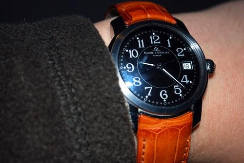 Ma première montre suisse