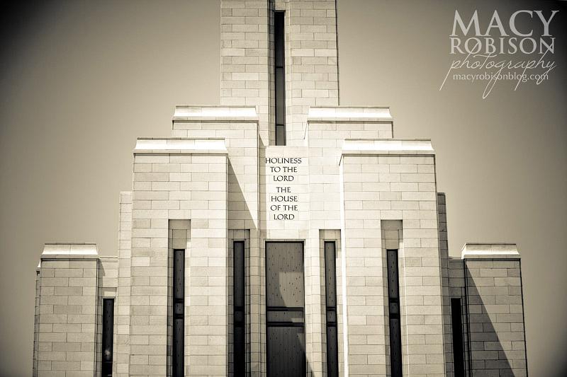 Oquirrh Mountain Utah LDS (Mormon) Temple