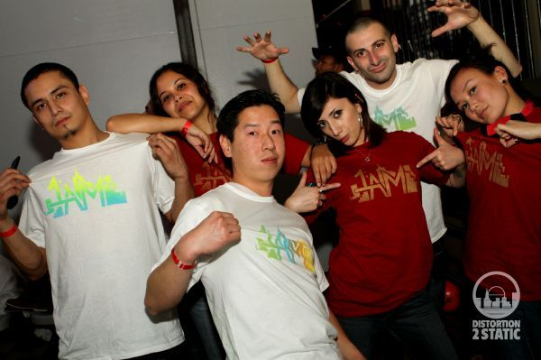 Team 1:AM @ Kingpin 2009